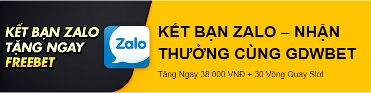 Tặng Ngay 38.000 VNĐ + 30 Vòng Quay Slot