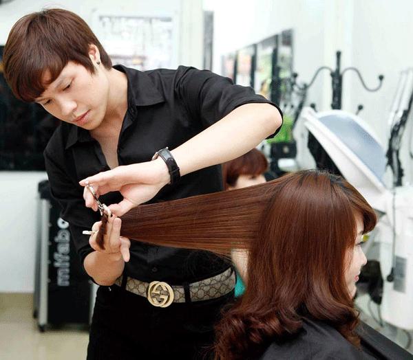 Điềm báo giấc mơ thấy cắt tóc