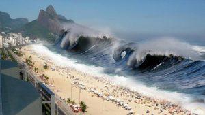 Mơ thấy sóng thần có điềm báo gì?