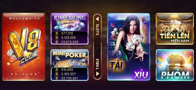 kho game v8club