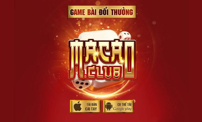 Macao club game bài slot hấp dẫn