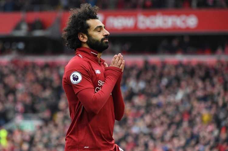 Salah đang trên đường trở thành chân sút hay nhất mọi thời đại