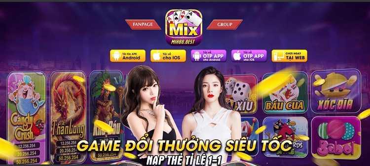 Game bài mix88