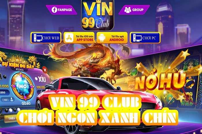 Game bài vin99 club