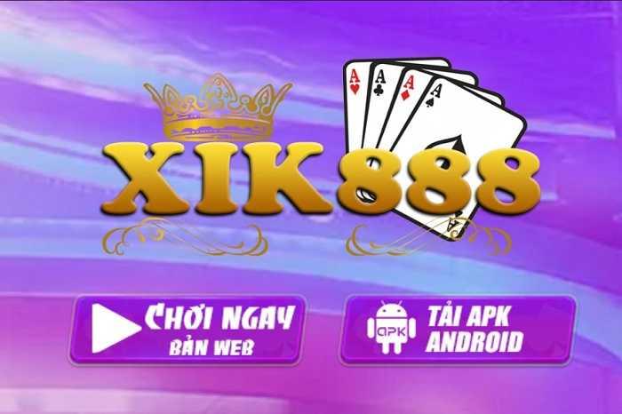 Game bài Xik888