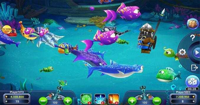 Cổng game liên minh bắn cá