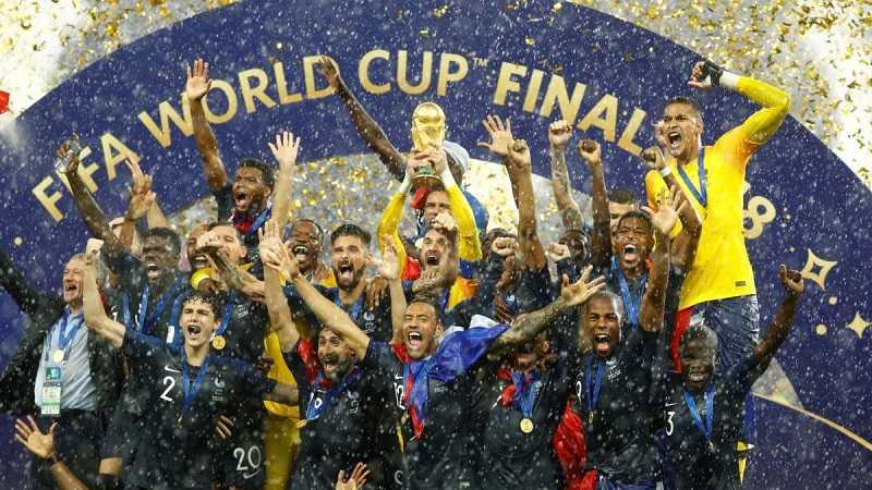 Đội tuyển Pháp vô địch World Cup bao nhiêu lần ?