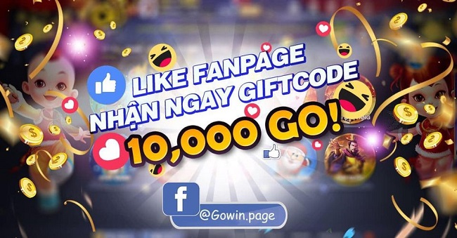 giftcode gowin 1
