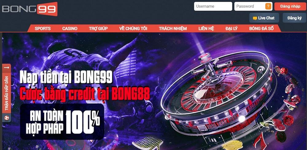 bong99 banner