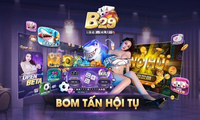 B29 Club - Event tháng 6: Full không che 30 mã giftcode trị giá 100k