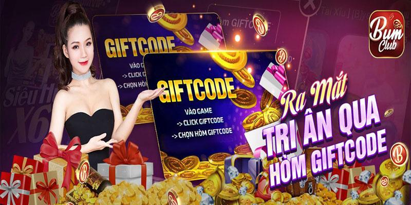 Bum Club - Event tháng 6: Dân chơi hệ săn giftcode - Vào nhận 30k liền tay