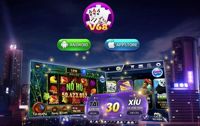 V68 - Giftcode tháng 6: Page mới V68 - Nhanh tay kéo page nhận thưởng