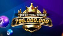 Giải đấu lô đề – Đua top nhận thưởng lên tới 796 triệu đồng tại LODE88